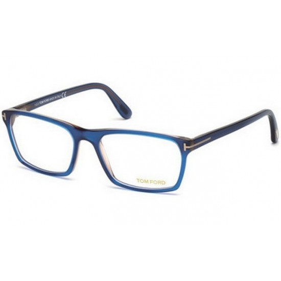 Tom Ford FT 5295 - 092 Blu | Occhiale Da Vista Uomo