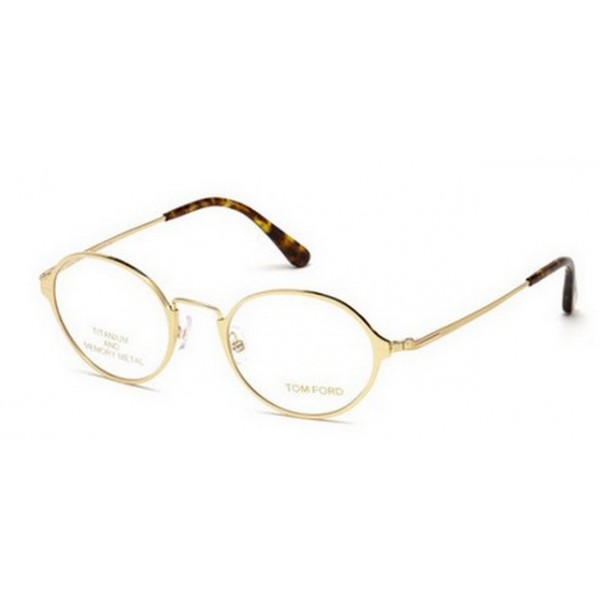 Tom Ford FT 5350 028 Oro Rose' Lucido