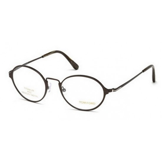 Tom Ford FT 5350 048 Marrone Scuro Lucido
