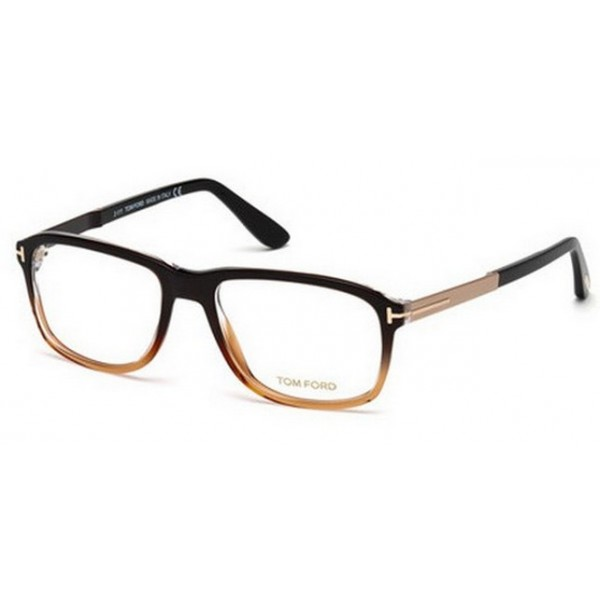 Tom Ford FT 5352 050 Marrone Scuro Oro