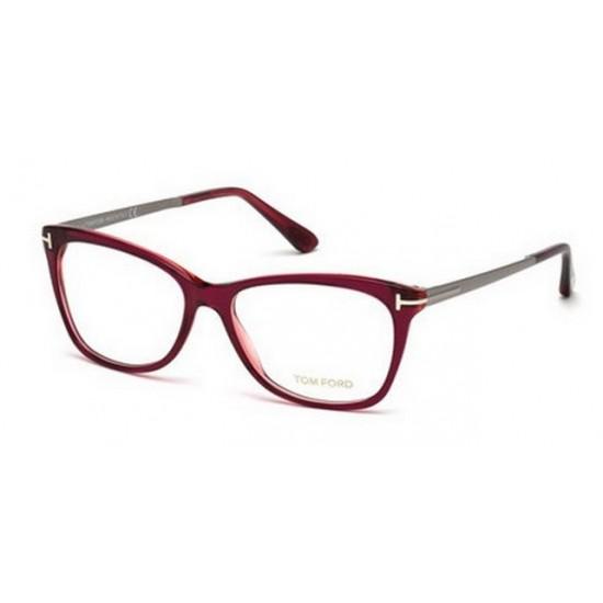 Tom Ford FT 5353 - 075 Fucsia Brillante | Occhiale Da Vista Donna