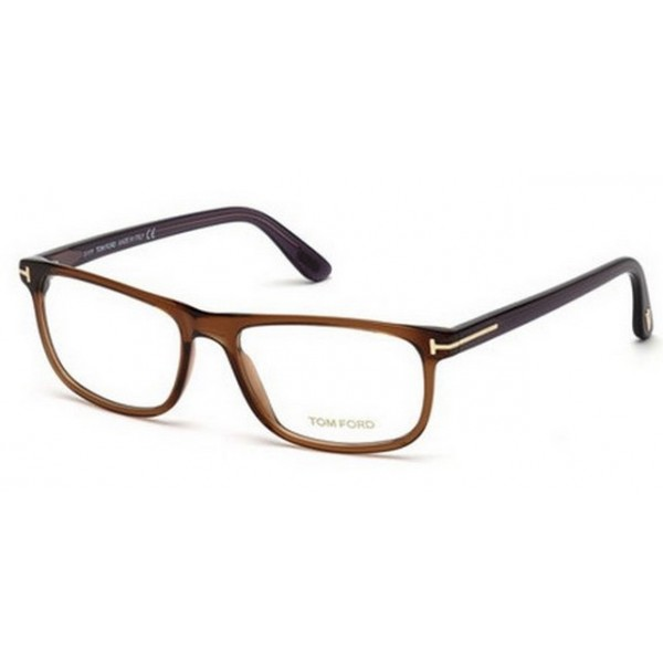 Tom Ford FT 5356 048 Marrone Scuro Lucido