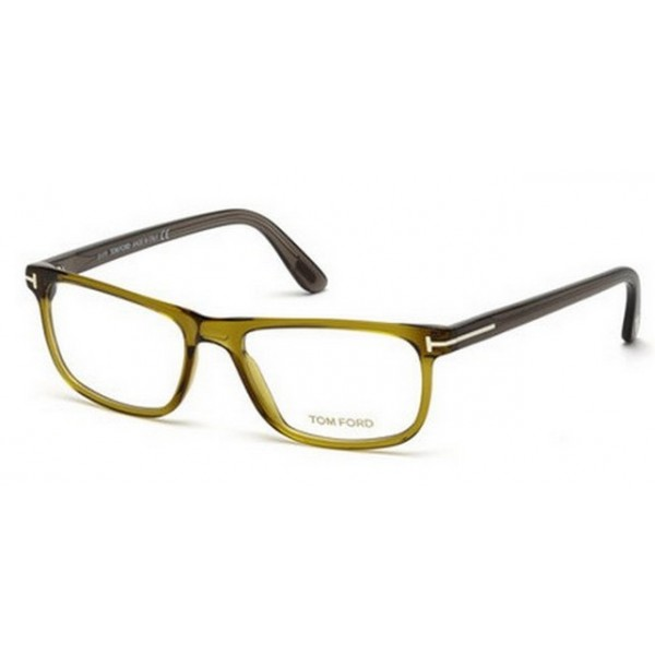 Tom Ford FT 5356 096 Verde Scuro Lucido