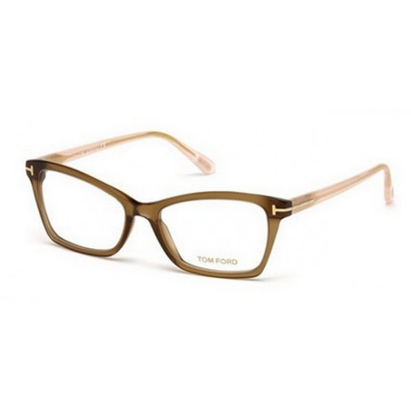 Tom Ford FT 5357 048 Marrone Scuro Lucido