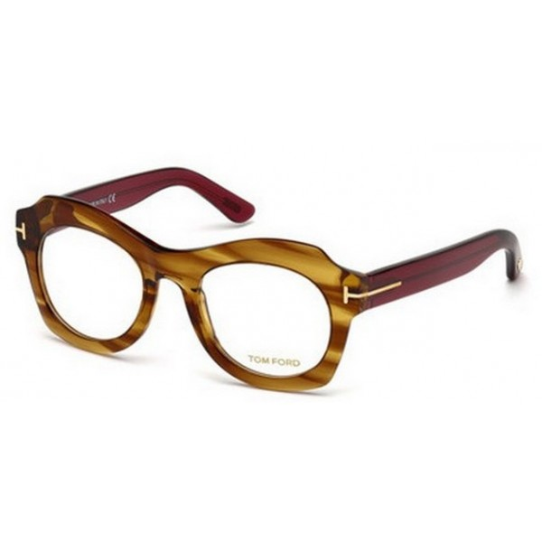 Tom Ford FT 5360 048 Marrone Scuro Lucido