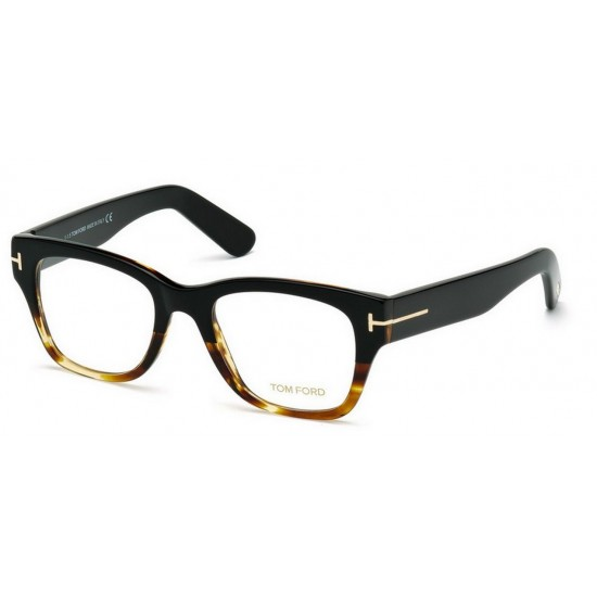 Tom Ford FT 5379 - 005 Nero | Occhiale Da Vista Uomo