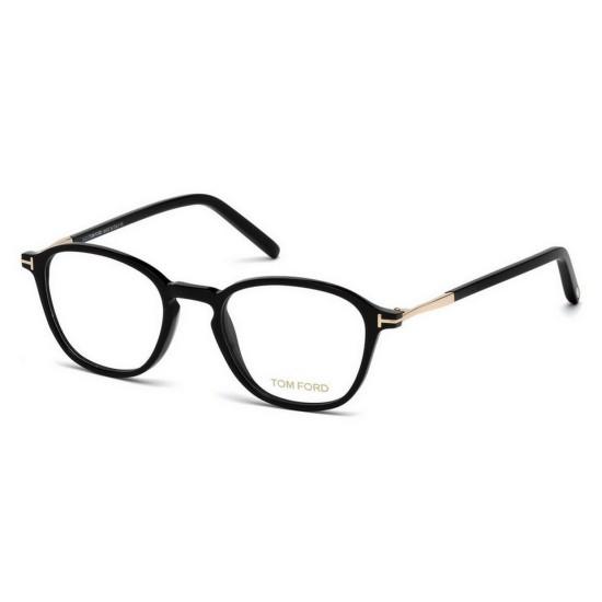 Tom Ford FT 5397 - 001 Nero Lucido   Occhiale Da Vista Unisex