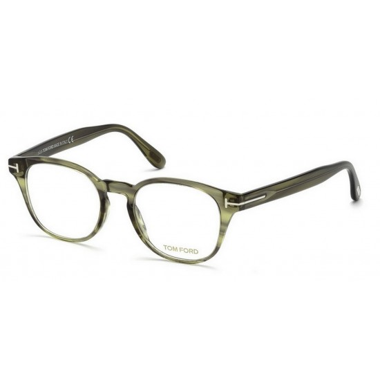 Tom Ford FT 5400 - 098 Verde Scuro | Occhiale Da Vista Uomo