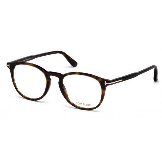 Tom Ford FT 5401 - 052 Avana Oscura | Occhiale Da Vista Unisex