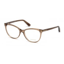 Tom Ford FT 5513 - 045 Lucido Marrone Chiaro