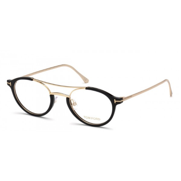 Tom Ford FT 5515 - 001 Nero Lucido