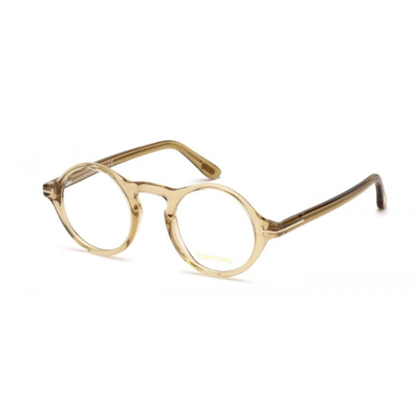 Tom Ford FT 5526 045 Marrone Chiaro Lucido