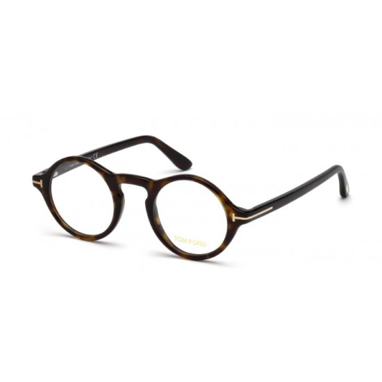 Tom Ford FT 5526 - 052 Avana Oscura | Occhiale Da Vista Unisex