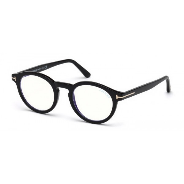 Tom Ford FT 5529-B 001 Nero Lucido