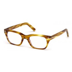 Tom Ford FT 5536-B - 045 Lucido Marrone Chiaro