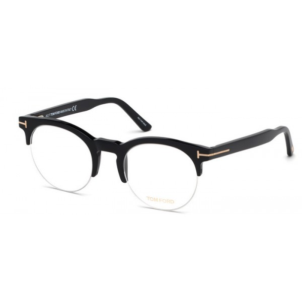 Tom Ford FT 5539 - 001 Nero Lucido