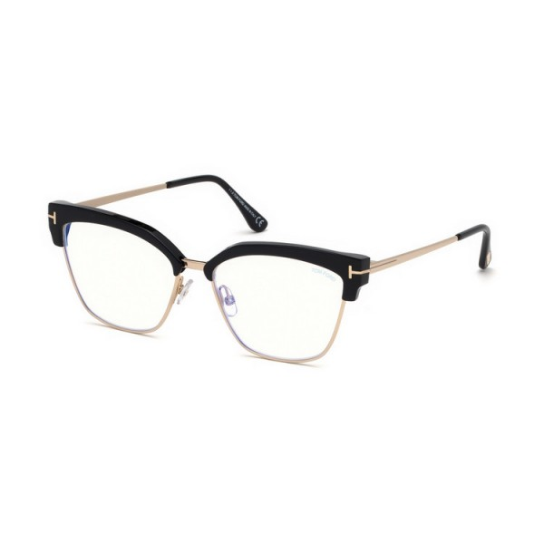 Tom Ford FT 5547-B - 001 Nero Lucido