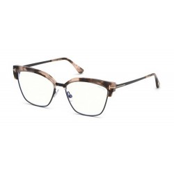 Tom Ford FT 5547-B - 055 Avana Chiazzata