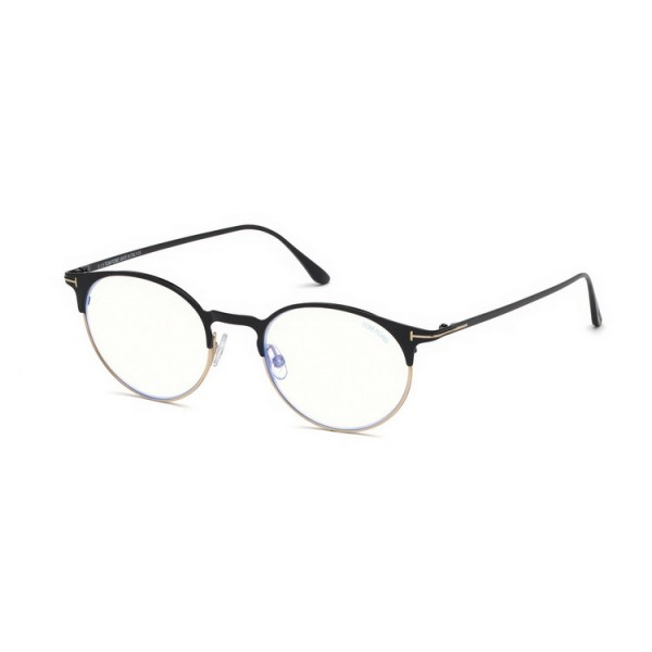 Tom Ford FT 5548-B - 001 Nero Lucido
