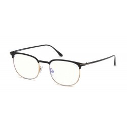 Tom Ford FT 5549-B - 001 Nero Lucido