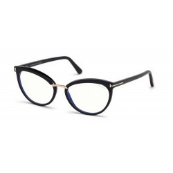 Tom Ford FT 5551-B - 001 Nero Lucido