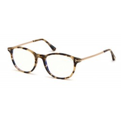 Tom Ford FT 5553-B - 055 Avana Chiazzata