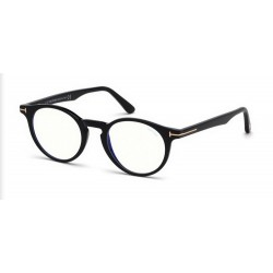 Tom Ford FT 5557-B - 001 Nero Lucido