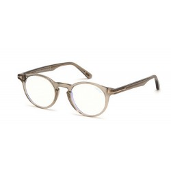 Tom Ford FT 5557-B - 045 Lucido Marrone Chiaro