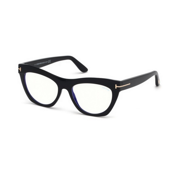 Tom Ford FT 5559-B - 001 Nero Lucido