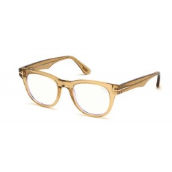Tom Ford FT 5560-B - 045 Lucido Marrone Chiaro