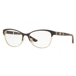 Versace VE 1233Q - 1344 Marrone / Oro Pallido