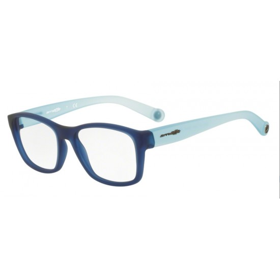 Arnette AN 7107 Meter 2363 Blu Scuro Traslucido Sfocato | Occhiale Da Vista Uomo