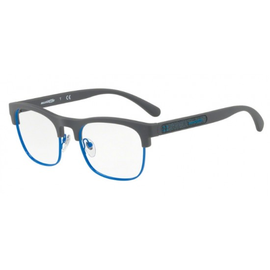 Arnette AN 7131 Ripon 2490 Grigio Opaco / Blu Pastello | Occhiale Da Vista Uomo