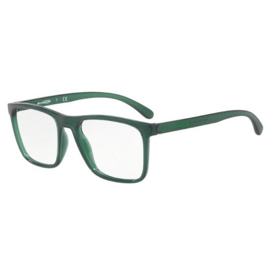 Arnette AN 7132 Cuz 2497 Verde Trasparente | Occhiale Da Vista Uomo