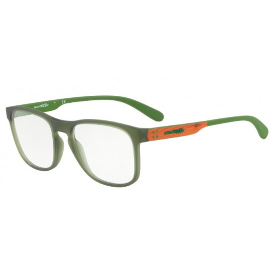 Arnette AN 7148 Noser Slide 2531 Verde Opaco | Occhiale Da Vista Uomo