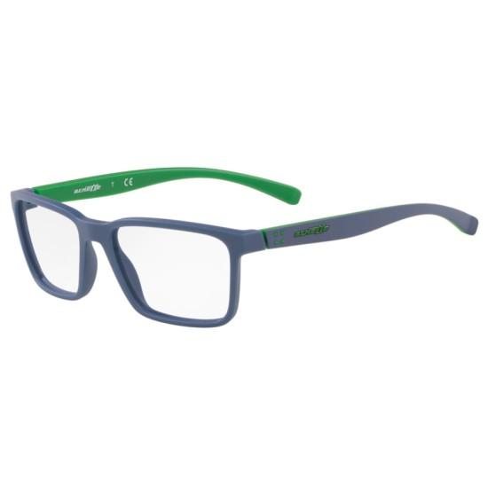 Arnette AN 7154 Hyped 2563 Blu Opaco | Occhiale Da Vista Uomo