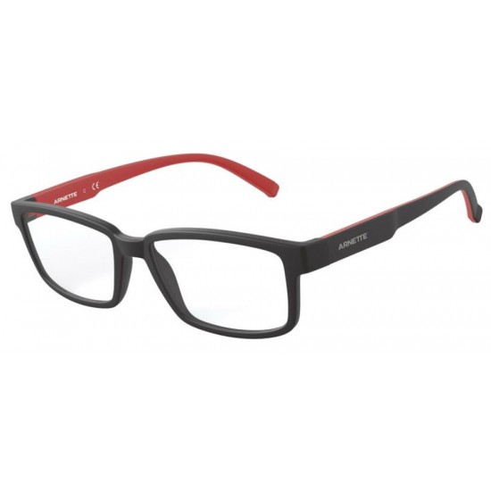 Arnette AN 7175  2580 Nero Opaco | Occhiale Da Vista Uomo