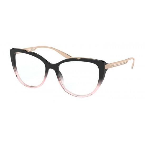 Bvlgari BV 4181 - 5449 Rosa Sfumato Nero   Occhiale Da Vista Donna