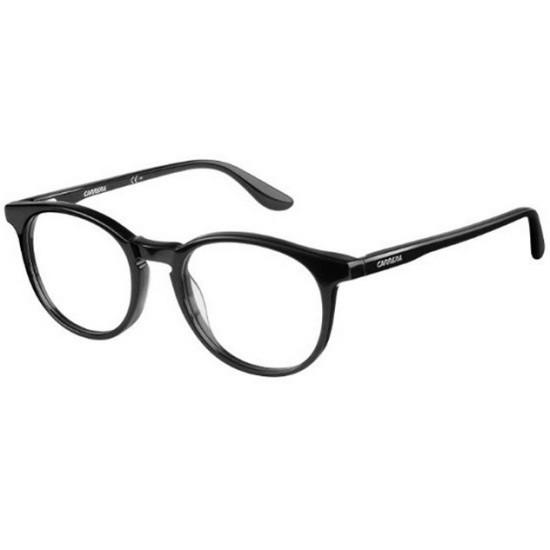 Carrera CA 6636/N - 807 Nero | Occhiale Da Vista Unisex