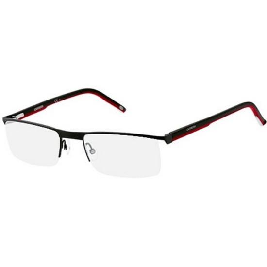 Carrera CA 7579 - WZI Nero Rosso Bianco | Occhiale Da Vista Uomo
