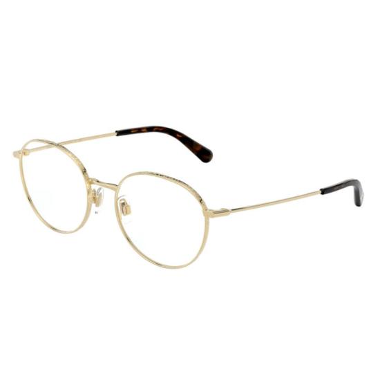 Dolce & Gabbana DG 1322 - 02 Oro   Occhiale Da Vista Donna
