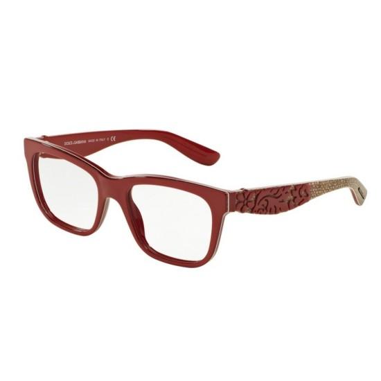 Dolce & Gabbana DG 3239 2999 Rosso
