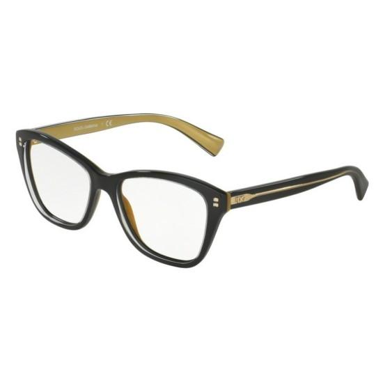 Dolce & Gabbana DG 3249 2955 Nero Su Oro