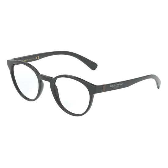 Dolce & Gabbana DG 5046 - 3101 Grigio | Occhiale Da Vista Uomo