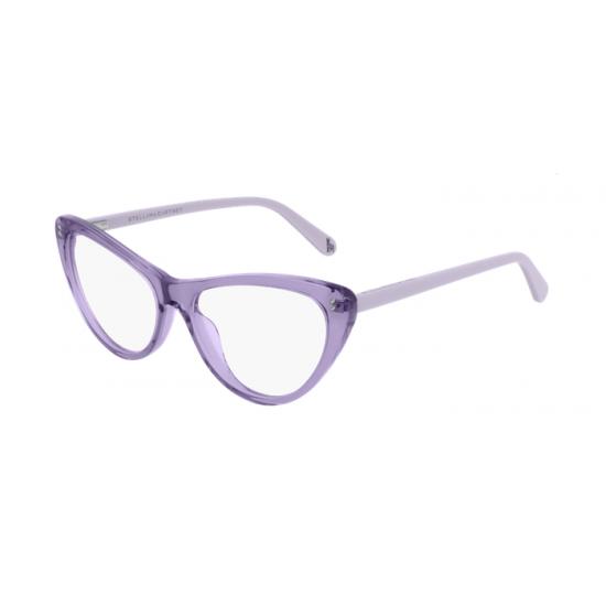 Stella McCartney SK0053O - 002 Viola | Occhiale Da Vista Bambino