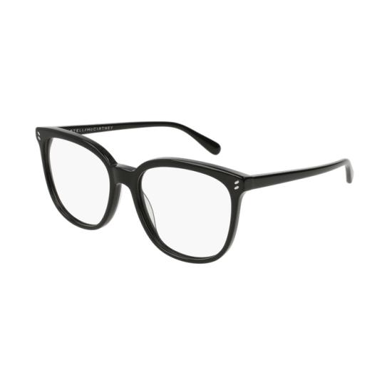 Stella McCartney SC0121O - 001 Nero | Occhiale Da Vista Donna