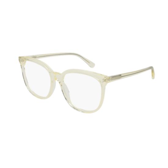 Stella McCartney SC0121O - 003 Giallo | Occhiale Da Vista Donna