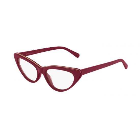 Stella McCartney SC0190O - 004 Rosso | Occhiale Da Vista Donna