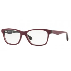 Vogue VO 2787 - 2584 Top Transp Rosso Scuro / Rosso