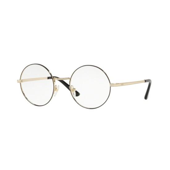 Vogue VO 4086 - 848 Oro Pallido / Nero Opaco   Occhiale Da Vista Donna